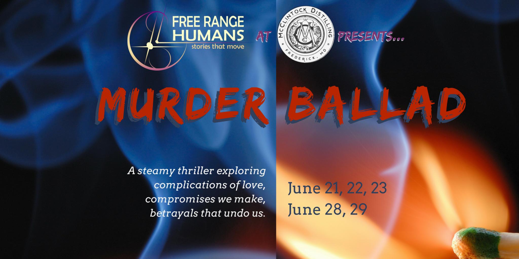 MURDER BALLAD | First Teaser
