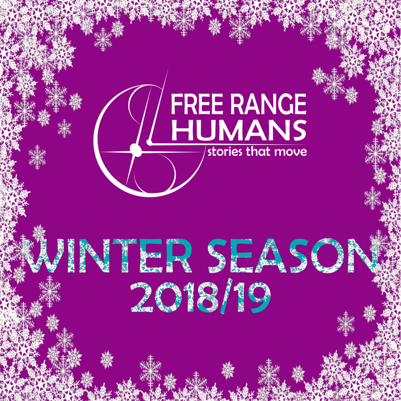 FREE RANGE HUMANS | Season Announcement